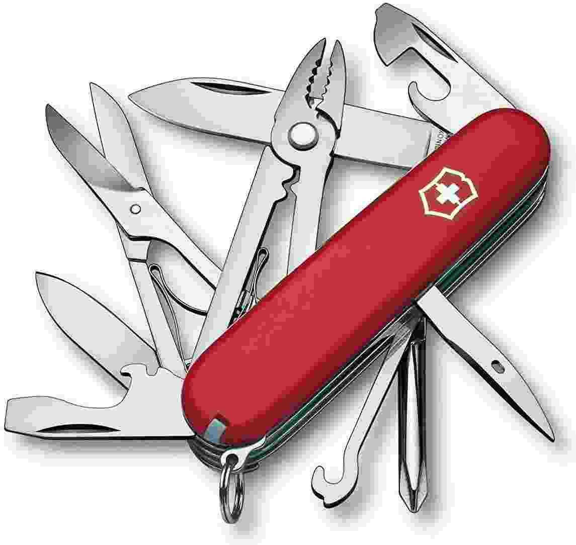 Best Swiss Army Knife For EDC